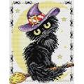 Жар-птица М-295 Очарование черной кошки