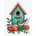 Жар-птица М-366 Воробьиный дом
