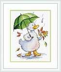Жар-птица М-436 Дождливый променад