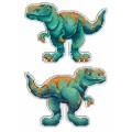 Жар-птица Р-271 Динозавры. Тираннозавр