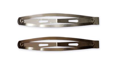"""""""Zlatka"""" Заготовки для заколок DC-213/5 8.3 см 5 шт №03 под черный никель (арт. DC-213/5)"""