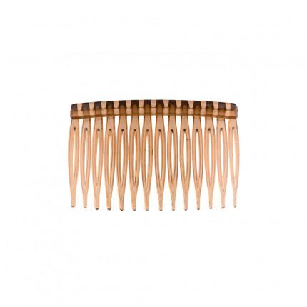 Гребень Zlatka HCJ-02 4.5 x 7 см 1 шт №03 коричневый (арт. HCJ-02)