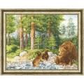 Золотое руно ДЖ-017 Медведи