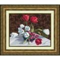 Золотое руно М-005 Белые тюльпаны