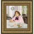 Золотое руно МК-039 Девочка с персиками