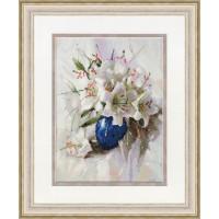 Золотое руно СЖ-056 Белые лилии