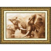 Золотое руно ЖС-002 Слоны