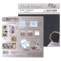 Zutter ZUT 2743 Набор внутренних страниц для альбома, черные