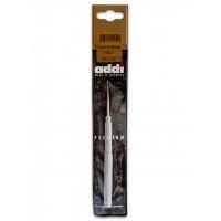 Addi 113-7/0.5-13 Крючок вязальный Addi экстратонкий с ручкой 13см 0.5мм