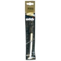 Addi 148-7/4.5-15 Крючок вязальный Addi с пластиковой ручкой 15см 4.5мм