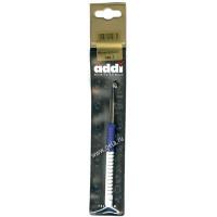 Addi 148-7/6-15 Крючок вязальный Addi с пластиковой ручкой 15см 6.0мм