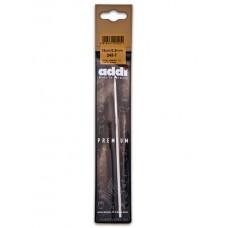 Addi 245-7/2,5-15              Крючок вязальный Addi алюминий 15см 2.5мм