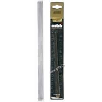 Addi 150-7/1.5-20 Спицы Addi чулочные сталь 20см 1.5мм, 5 шт