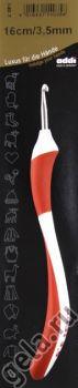 Крючок вязальный Addi с эргономичной ручкой 16см 3.5мм (арт. 140-7/3.5-16)