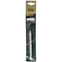 Addi 113-7/1.5-13 Крючок вязальный Addi экстратонкий с ручкой 13см 1.5мм