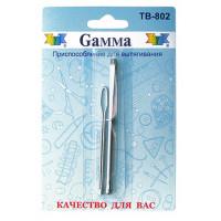 Гамма TB-802 Приспособление для вытягивания резинки, тесьмы