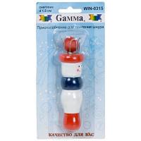 Гамма WIN0315 Приспособление для плетения шнура снеговик