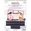 Hemline N9116 Магнитная рамка для вышивания по бумажной схеме
