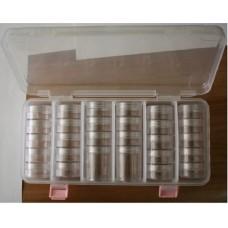 0017 Коробка пластиковая