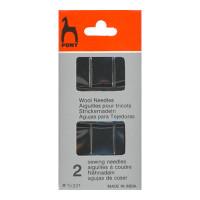 Pony 16301 Иглы для сшивания вязаных изделий, 2 шт