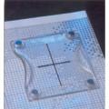 Pako 749.400 Подставка для счетного креста с магнитным транспортиром