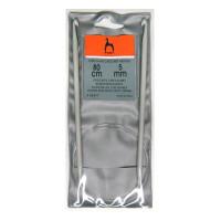 Pony 56311 Тунисские крючки Pony круговые, 80см 5.0мм