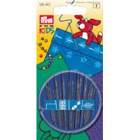 Prym 128610 Набор игл для шитья, штопки, вышивания, бисероплетения (сталь)