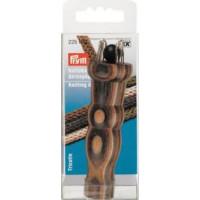 Prym 225100 Куколка для вязания шнуров Natural (дерево)