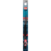 Prym 175624 Крючок IMRA Record для тонкой пряжи (сталь), мягкая ручка, 0.75мм