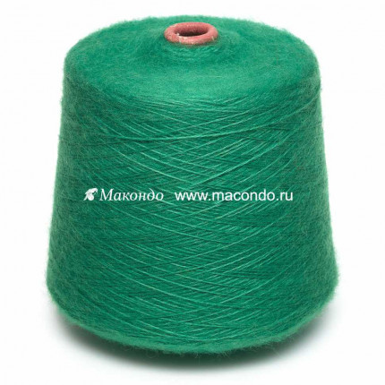 Пряжа для вязания Filati Riccio Dallas 50 2200266 зеленый изумруд