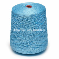 FILARTEX GASATO 2201126_978 Хлопок мерсиризированный 100% 16/4 400м/100г голубой