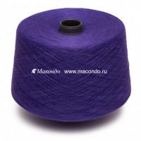 Kasiet  Пряжа полушерстяная 32/2 Kasiet  570 фиолетовый
