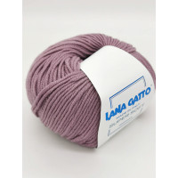 Lana Gatto  Super Soft 12940 Violetto/Vigna