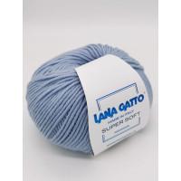 Lana Gatto  Super Soft 14342 Ghiaccio/Gavard