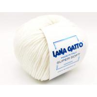 Lana Gatto  Super Soft 10001 Bianco