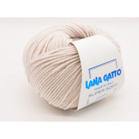 Lana Gatto  Super Soft 13701 Panna/Pescate