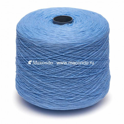 Пряжа для вязания Loro Piana Cotton&Silk 2201150 голубой