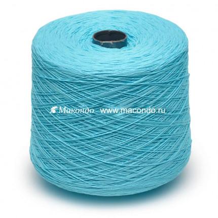 Пряжа для вязания Loro Piana Cotton&Silk 2202290 бирюзовый