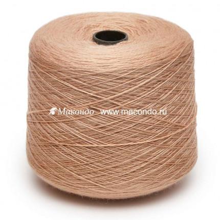 Пряжа для вязания E.Miroglio MAGOR 2/900 2200x7w карамельный