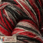 Aade Long (Кауни) Кауни Artistic 8/2 Цвет Red-Grey