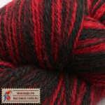 Aade Long (Кауни) Кауни Artistic 8/2 Цвет Black-Red