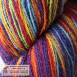 Aade Long (Кауни) Кауни Artistic 8/2 Цвет Rainbow