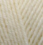 Пряжа для вязания Alize Alpaca Royal Цвет 01 молочный