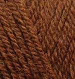 Пряжа для вязания Alize Alpaca Royal Цвет 690 кирпичный