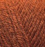 Пряжа для вязания Alize Alpaca Royal Цвет 588 терракот
