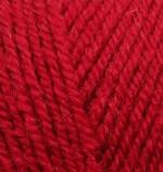 Пряжа для вязания Alize Alpaca Royal Цвет 56 красный