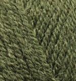 Пряжа для вязания Alize Alpaca Royal Цвет 567 зеленый