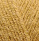 Пряжа для вязания Alize Alpaca Royal (Ализе Альпака Роял) Цвет 281 желтый