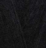 Alize Angora Gold Цвет 60 черный