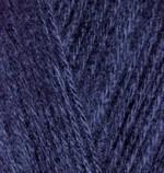 Alize Angora Gold Цвет 58 темно синий